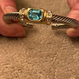 Mock Ed Hardy bracelet